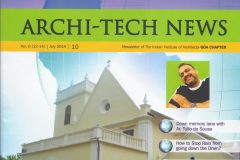 Archi - Tech News Cover Pg