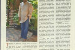 Business Goa Tulio de Sousa Article